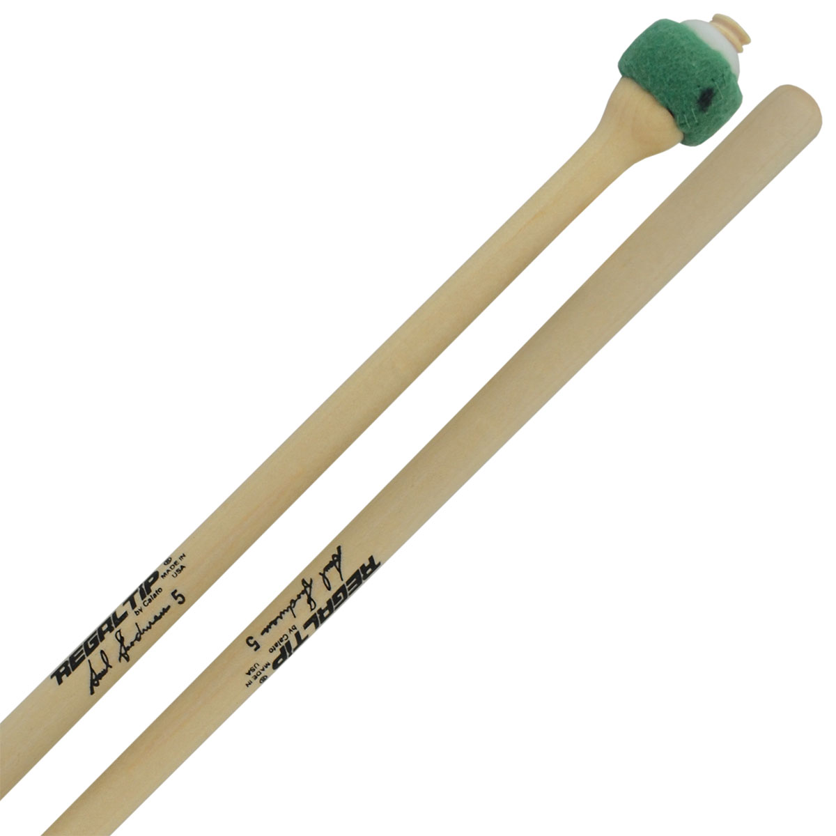Regal Tip Saul Goodman Signature #5 Ultra Staccato Timpani Mallets