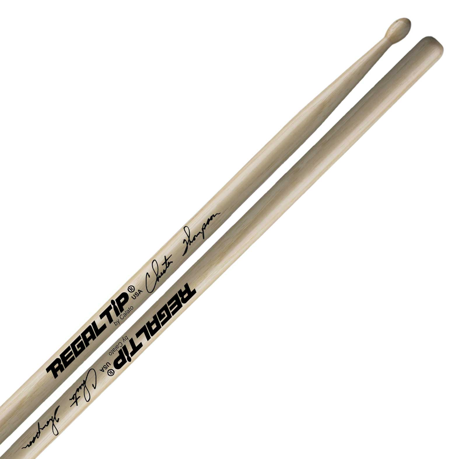 Regal Tip Performer Series Chester Thompson Wooden Tip Drumsticks