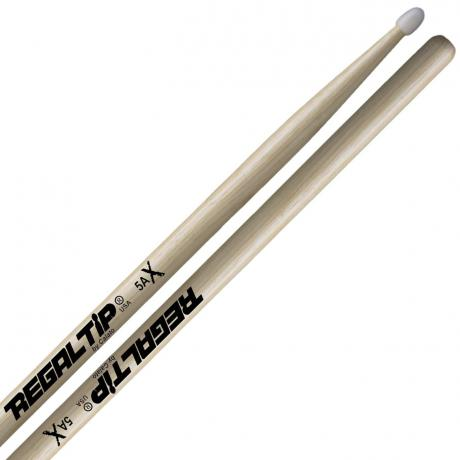 Regal Tip X Series 5A Nylon Tip Drumsticks