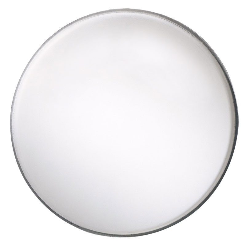 "Remo 20"" Emperor Smooth White Crimplock Marching Bass Drum Head"