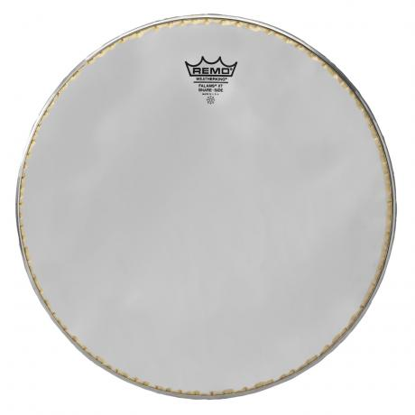 remo 14 smooth white falams xt marching snare bottom head with underlay ring kl1214sa. Black Bedroom Furniture Sets. Home Design Ideas