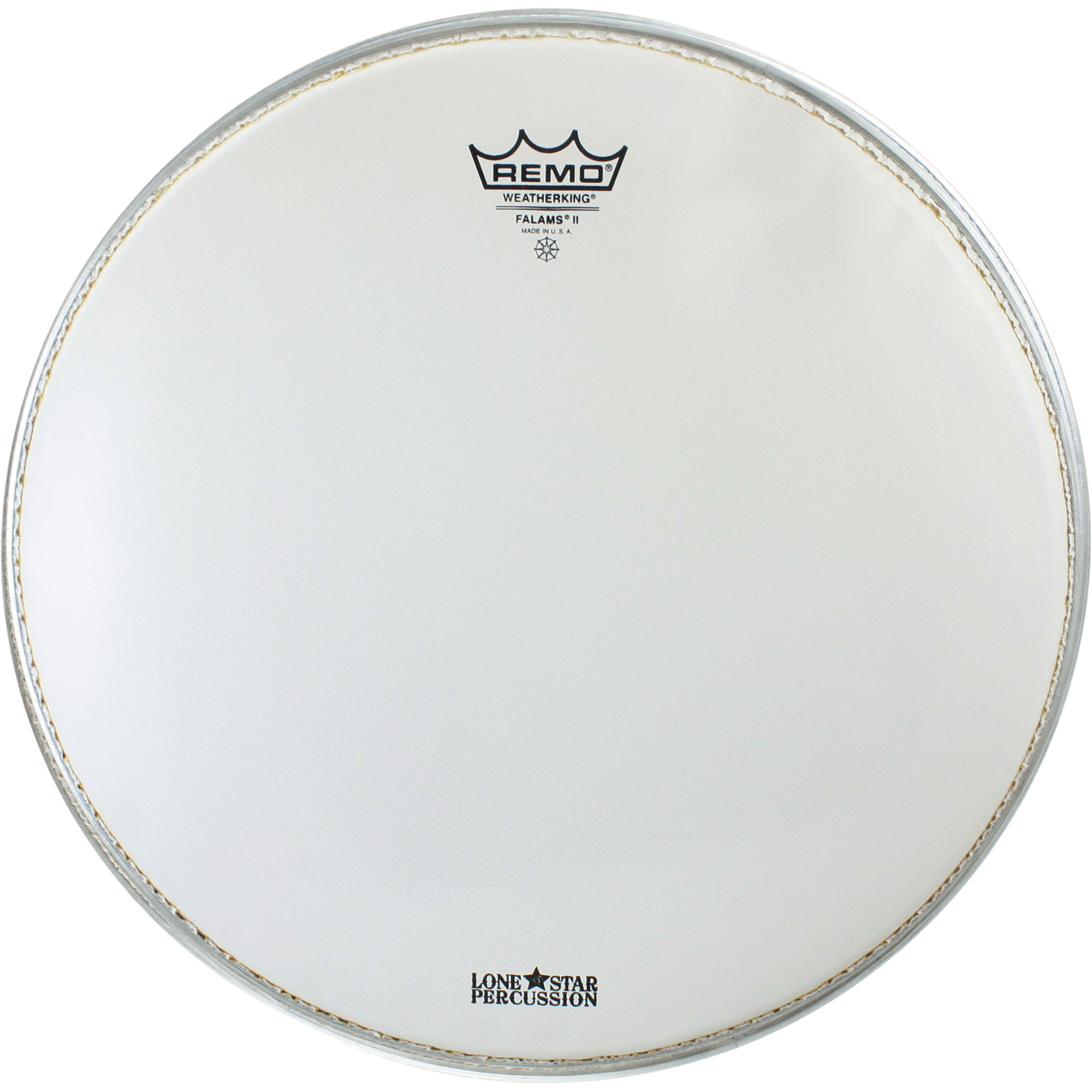 "Remo 14"" Falams Marching Snare Drum Top (Batter) Head"