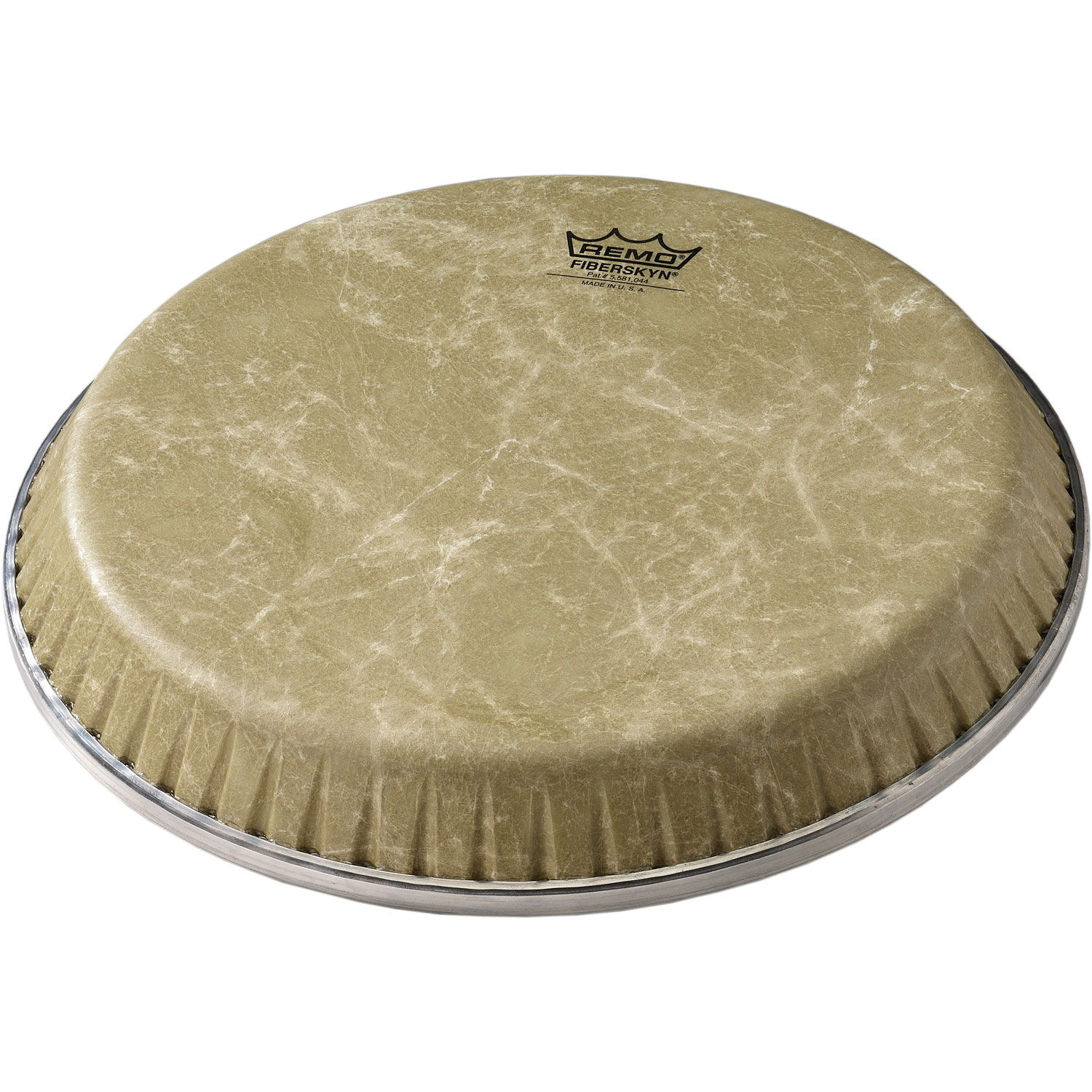 "Remo 9.75"" Symmetry Fiberskyn Conga Drum Head (D1 Collar)"