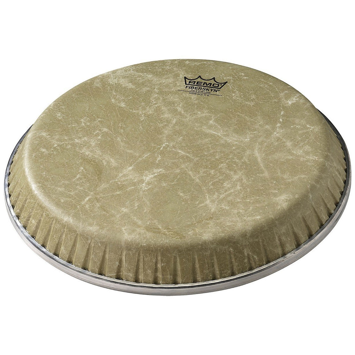 "Remo 11.75"" Symmetry Fiberskyn Conga Drum Head (D1 Collar)"