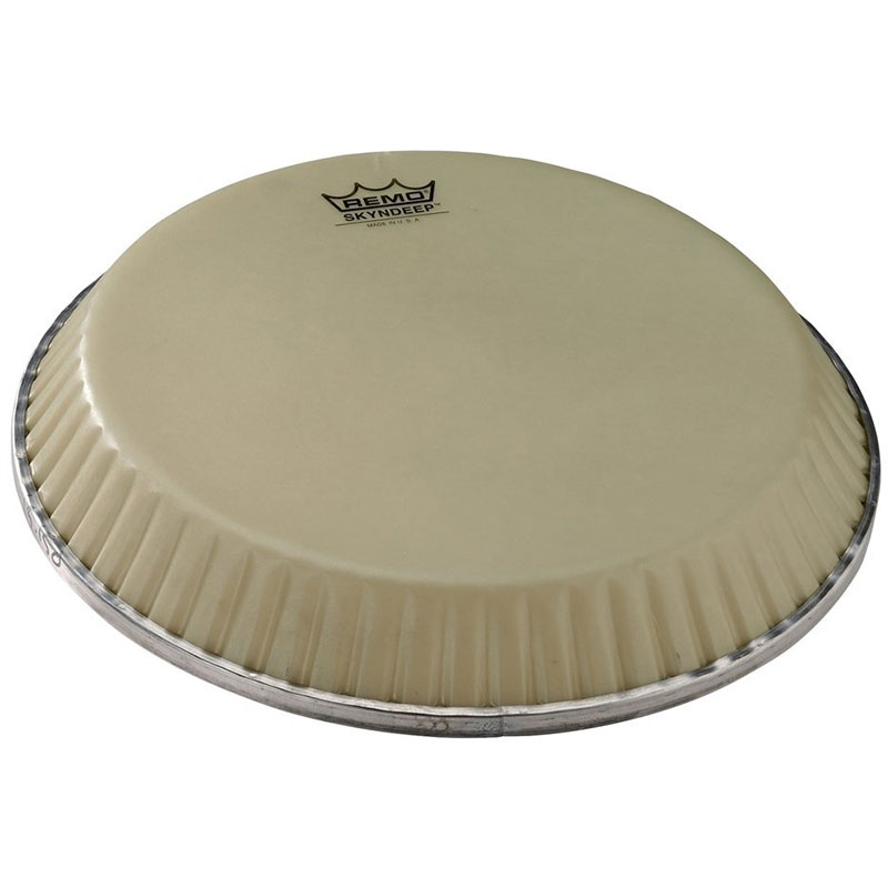 "Remo 11.75"" Symmetry Nuskyn Conga Drum Head (D2 Collar)"
