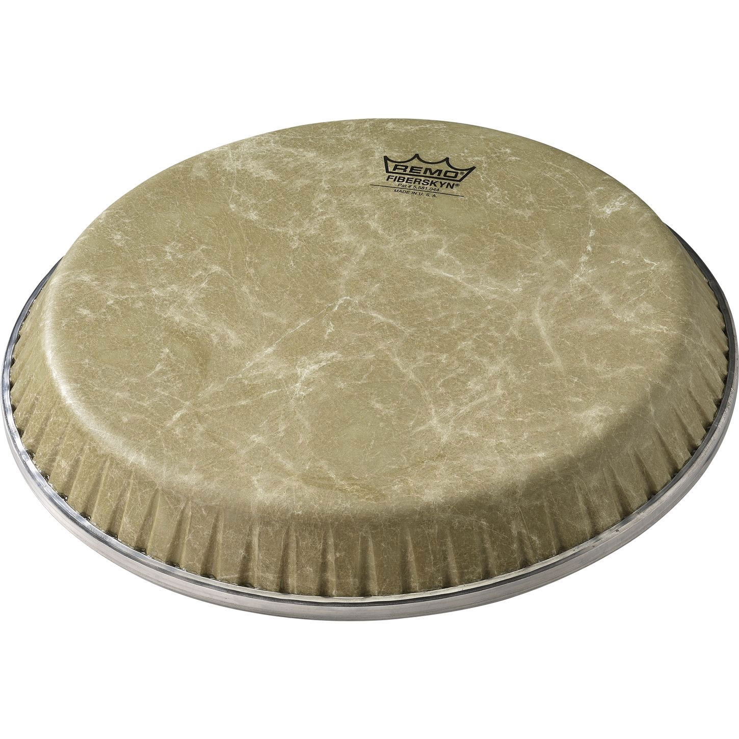 "Remo 12.25"" Symmetry Fiberskyn Conga Drum Head (D1 Collar)"