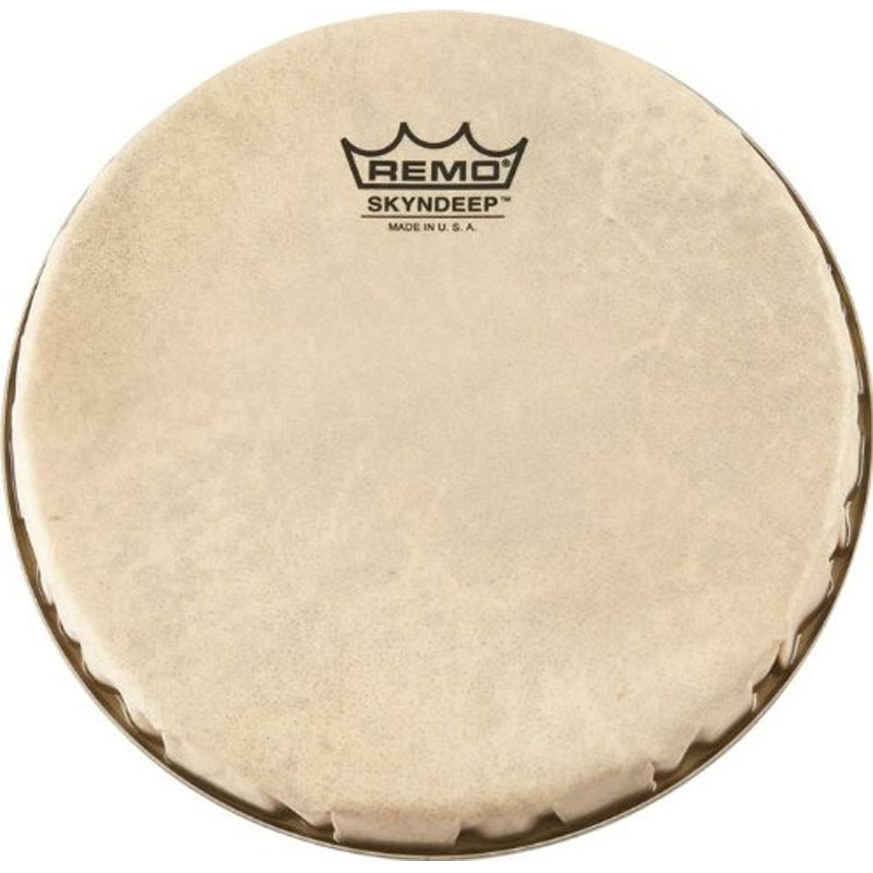 """Remo 9"""" R-Series Skyndeep Bongo Drum Head with Calfskin Graphic"""
