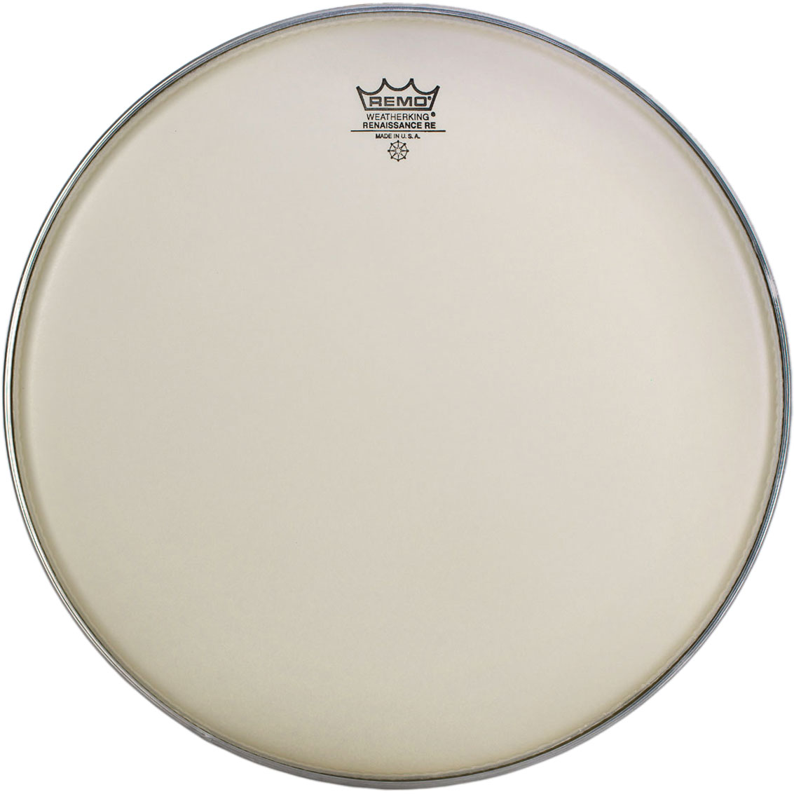 "Remo 13"" Emperor Renaissance Crimplock Marching Tenor Drum Head"