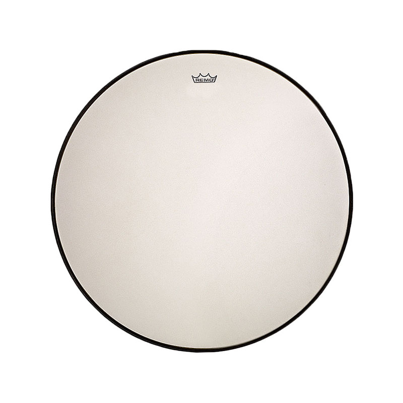 "Remo 34"" TC-Series (Custom) Hazy Timpani Head with Aluminum Insert Ring"
