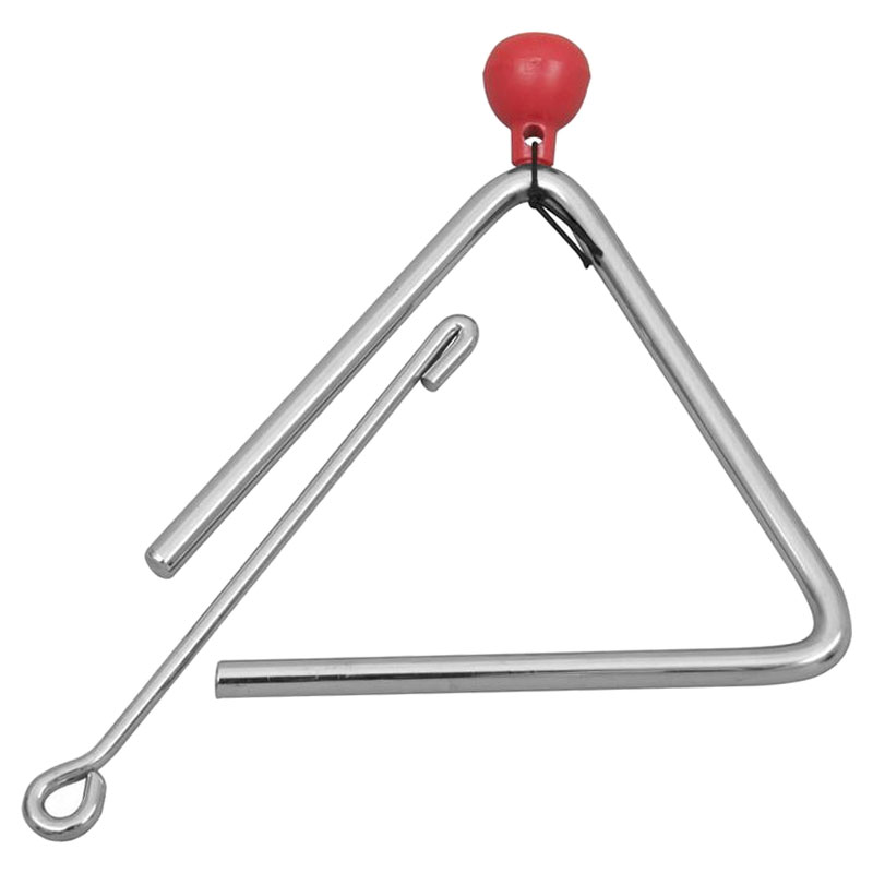 "Rhythm Band 6"" Triangle Set"