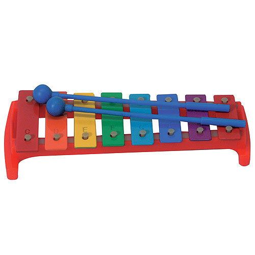 Rhythm Band Eight Note Glockenspiel