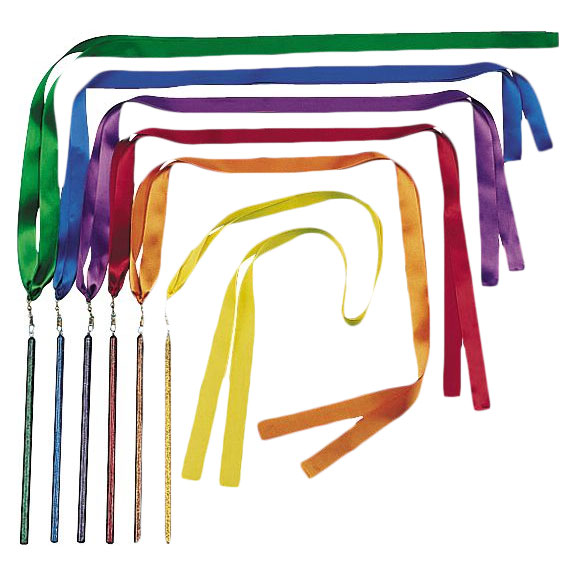 "Rhythm Band 36"" Ribbon Wand"