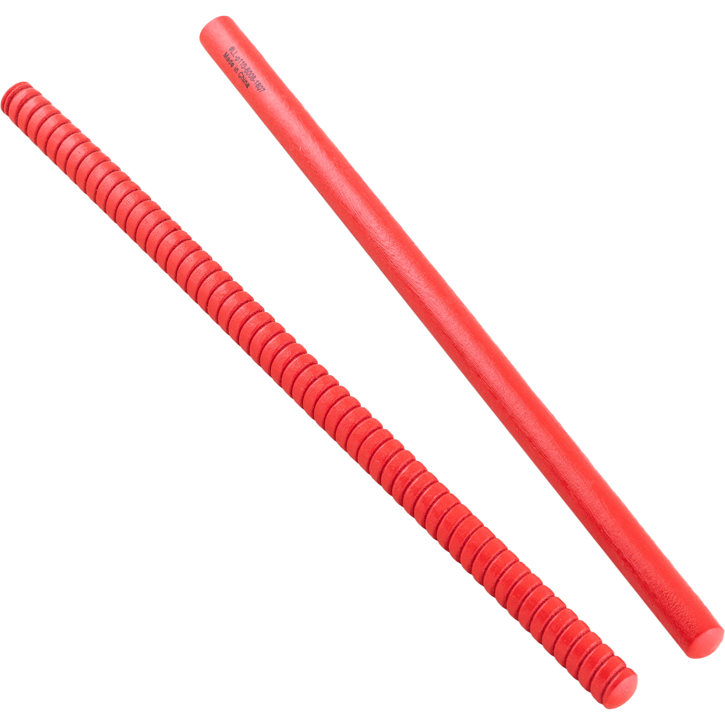 Rhythm Band Red Rhythm Sticks