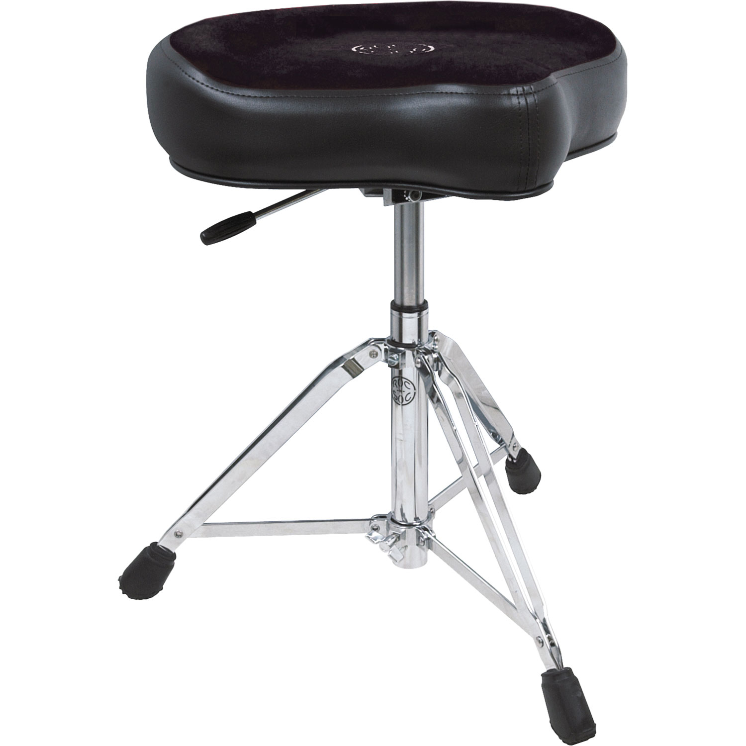 Roc-n-Soc Nitro Extended Timpani/Drum Throne with Original Seat & Back Rest in Black
