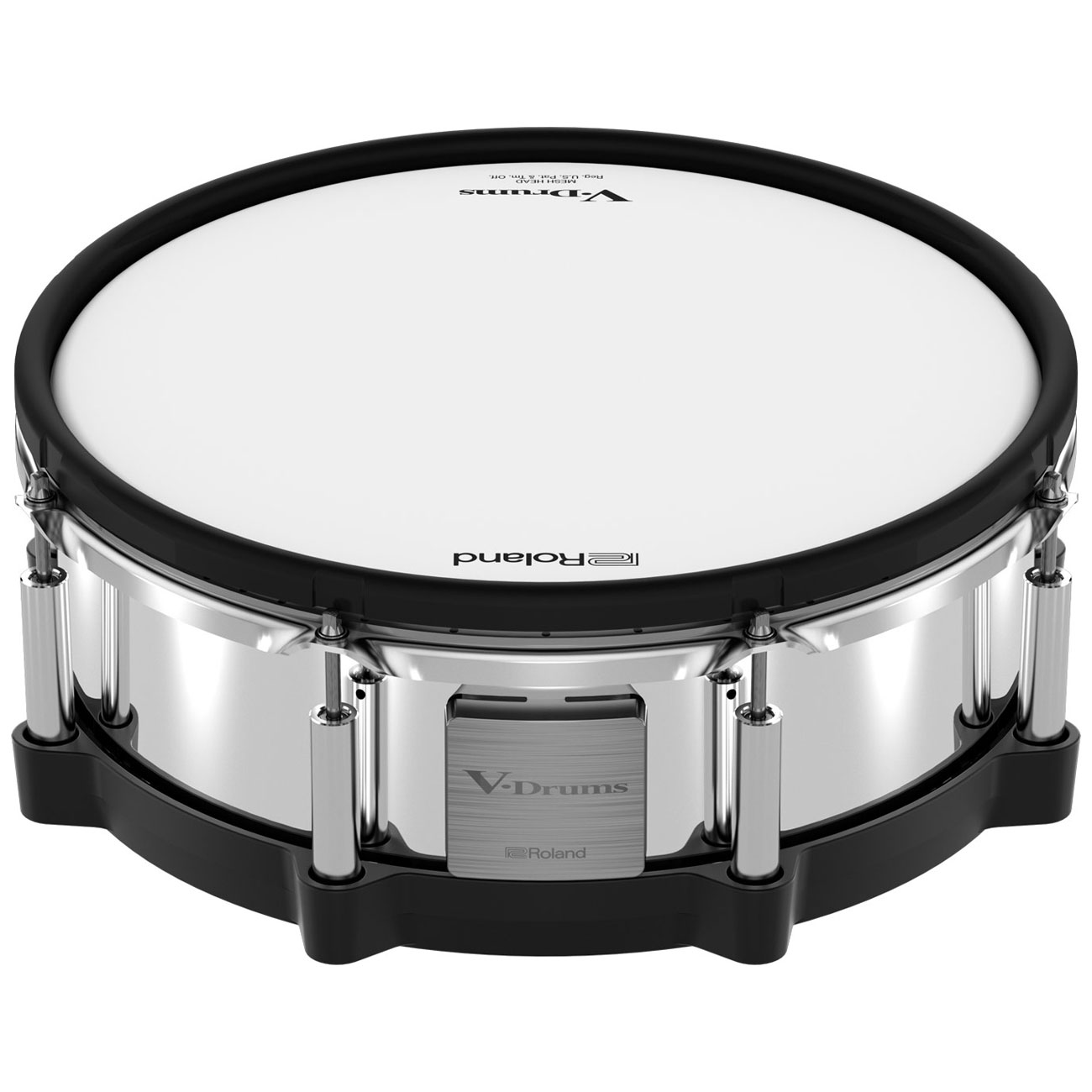 """Roland 14"""" V-Pad Electronic Snare Drum with Advanced Multi-Sensor Triggering"""