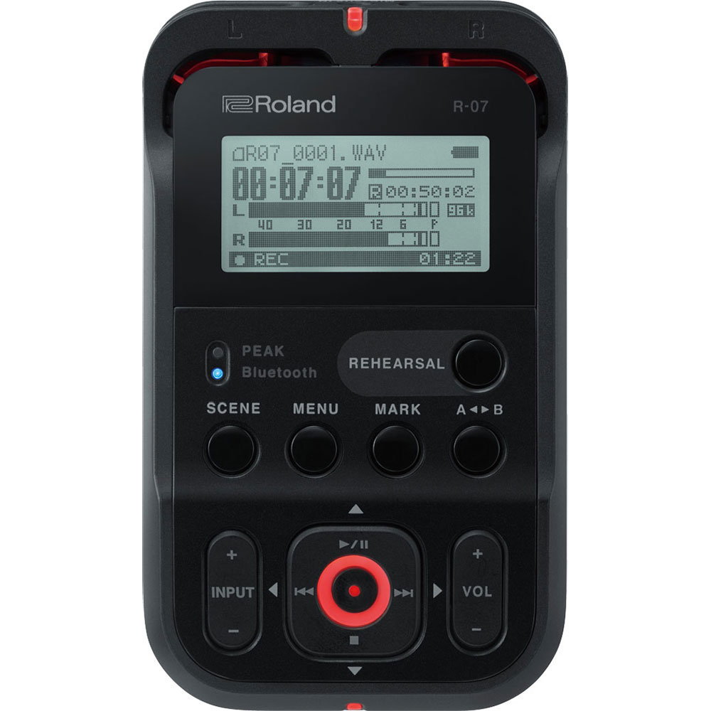 Roland High Resolution Handheld Recorder