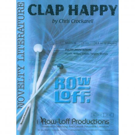 Clap Happy by Chris Crockarell