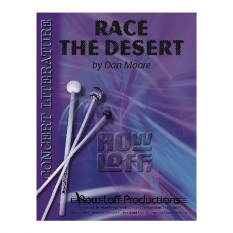 Race the Desert by Dan Moore