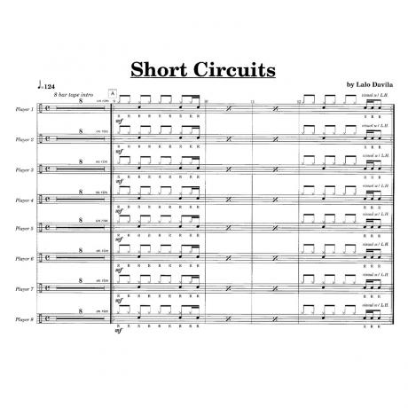 Short Circuits by Lalo Davila