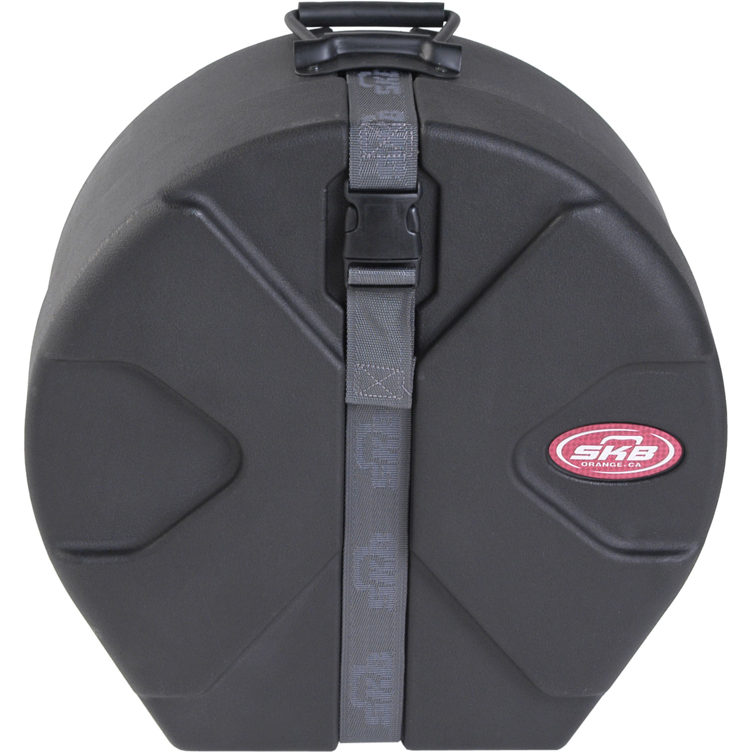 "SKB 5"" (Deep) x 13"" (Diameter) Snare Case with Padded Interior"