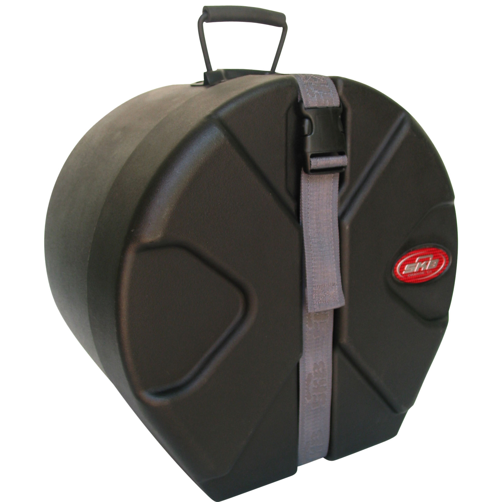 "SKB 8"" (Diameter) x 12"" (Deep) Tom Case with Padded Interior"