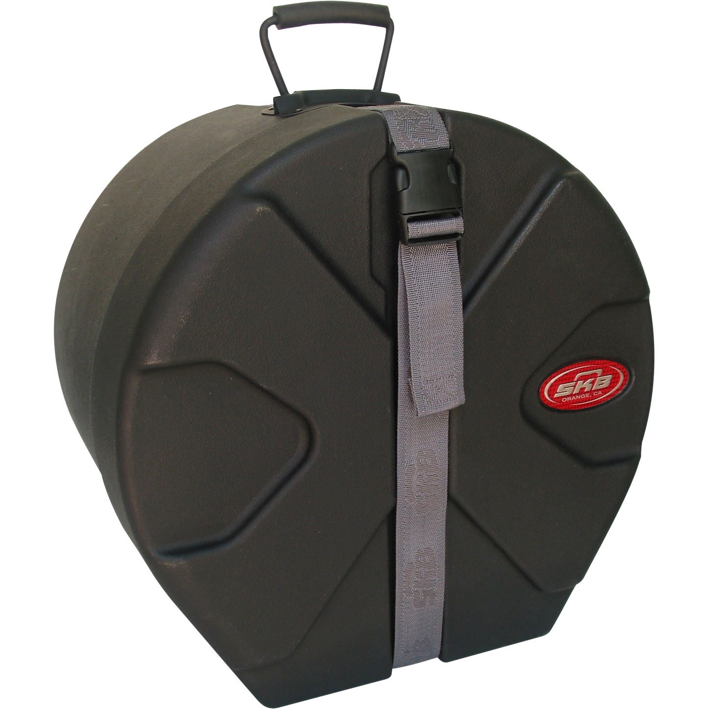 "SKB 9"" (Deep) x 13"" (Diameter) Tom Case with Padded Interior"