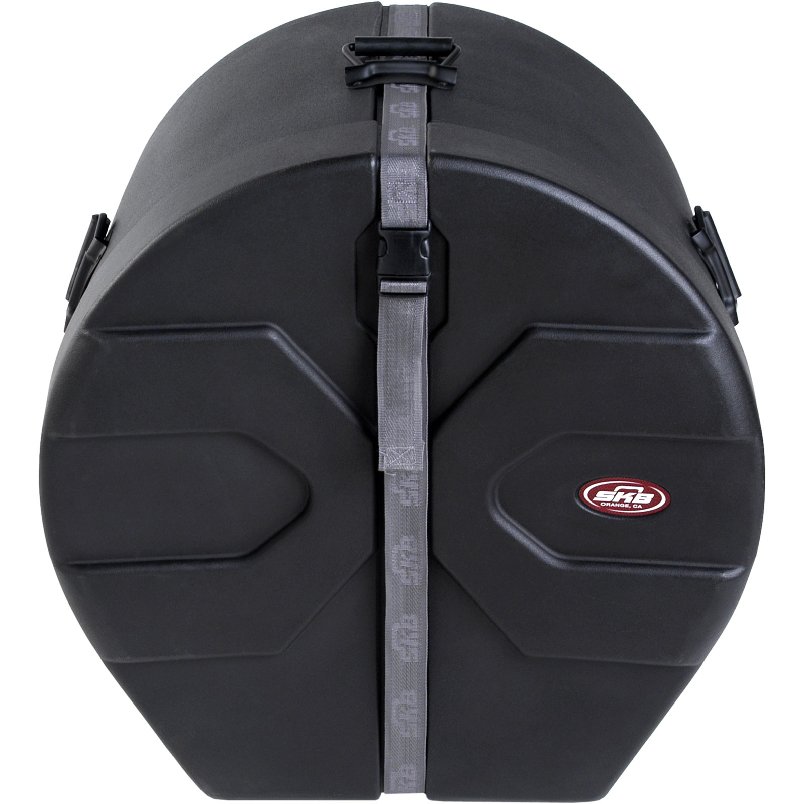 "SKB 16"" (Deep) x 20"" (Diameter) Bass Case with Padded Interior"