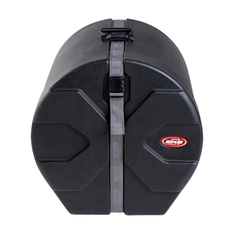 "SKB 16"" (Diameter) x 16"" (Deep) Floor Tom Case with Padded Interior"