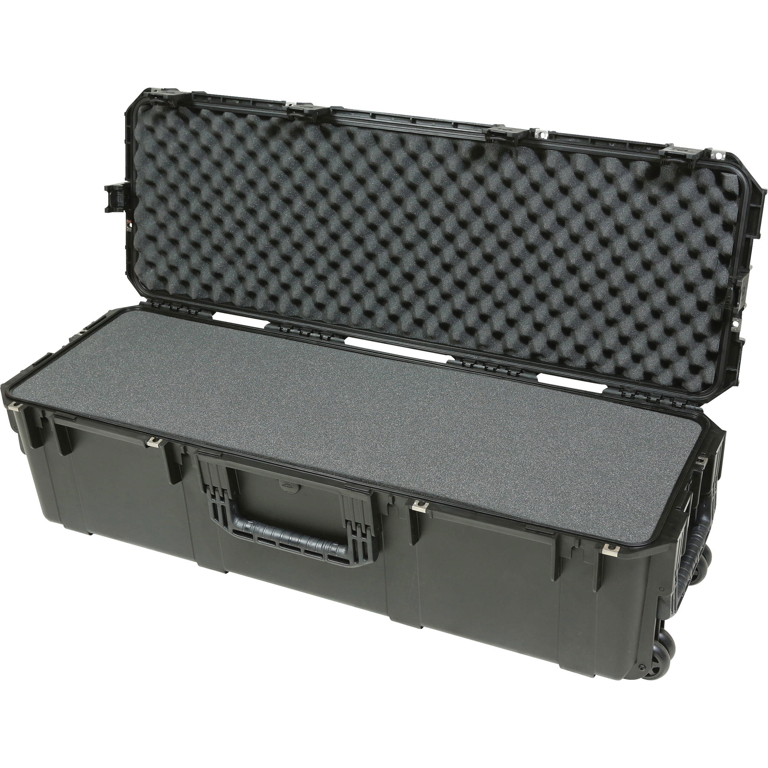 "SKB 42"" x 13"" x 12"" iSeries Injection Molded Waterproof Utility Case with Layered Foam"