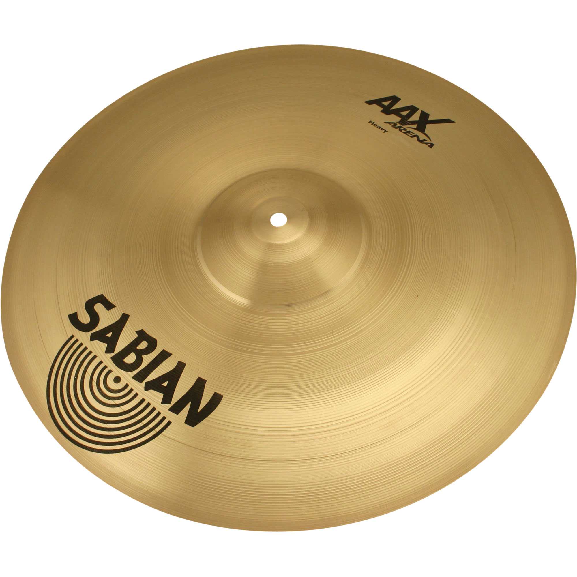 "Sabian 18"" AAX Arena Heavy Crash Cymbal Pair"