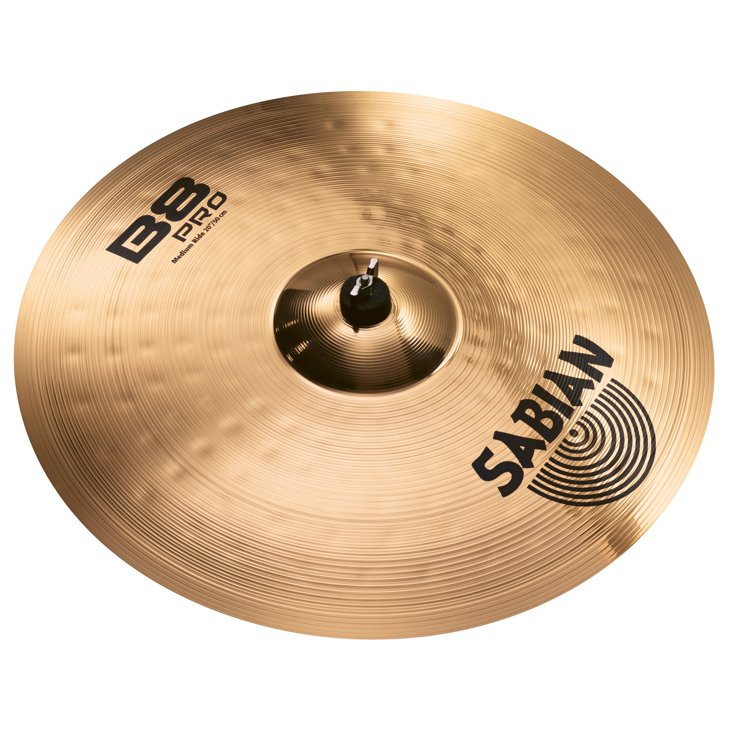 sabian 20 b8 pro medium ride cymbal with brilliant finish 32012b. Black Bedroom Furniture Sets. Home Design Ideas