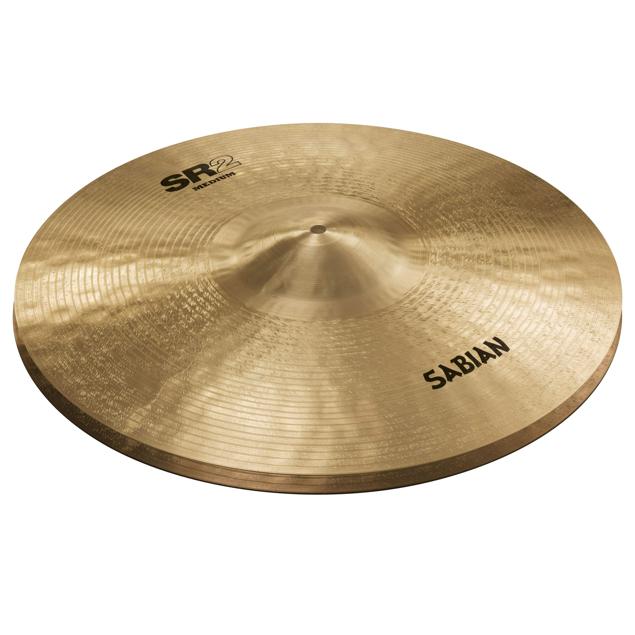 "Sabian 15"" SR2 Band and Orchestra Medium Crash Cymbal Pair"