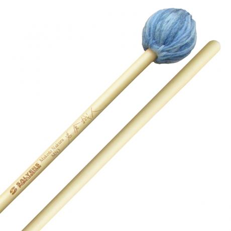Salyers Percussion Makoto Nakura Signature Medium Marimba/Vibraphone Mallets