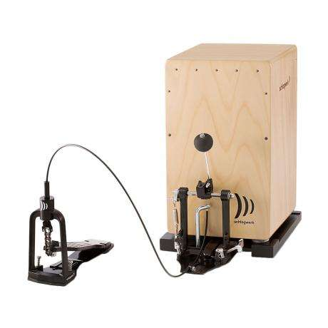 Schlagwerk Cajon Pedal with Base Plate