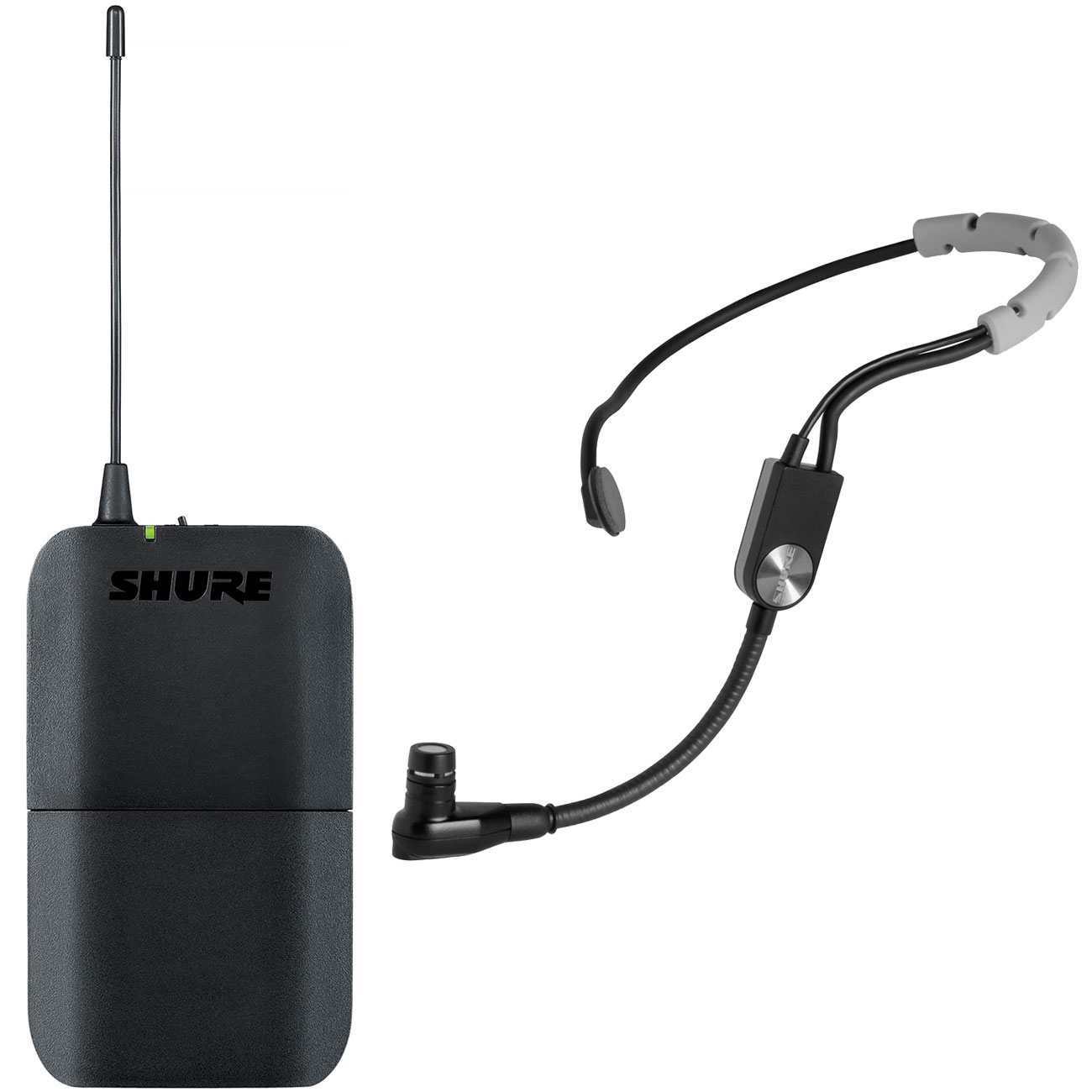 Shure BLX Bodypack Transmitter with SM35 Headset Microphone