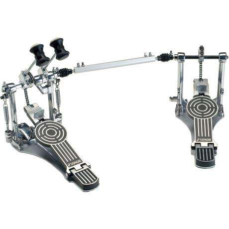 Sonor 400 Series Lefty Double Bass Drum Pedal
