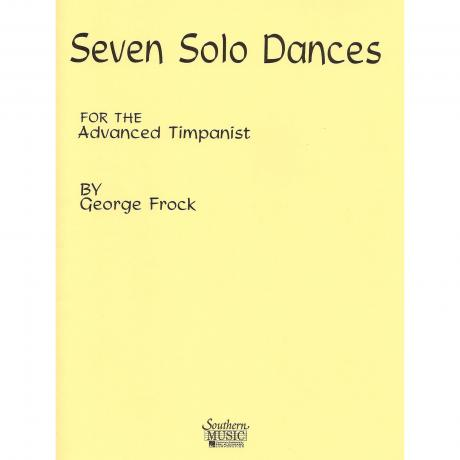 Seven Solo Dances by George Frock