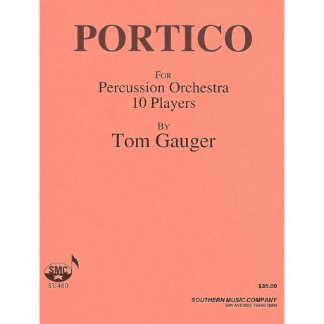 Portico by Tom Gauger