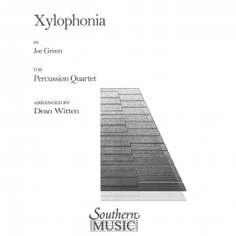 Xylophonia by Joe Green arr. Dean Witten