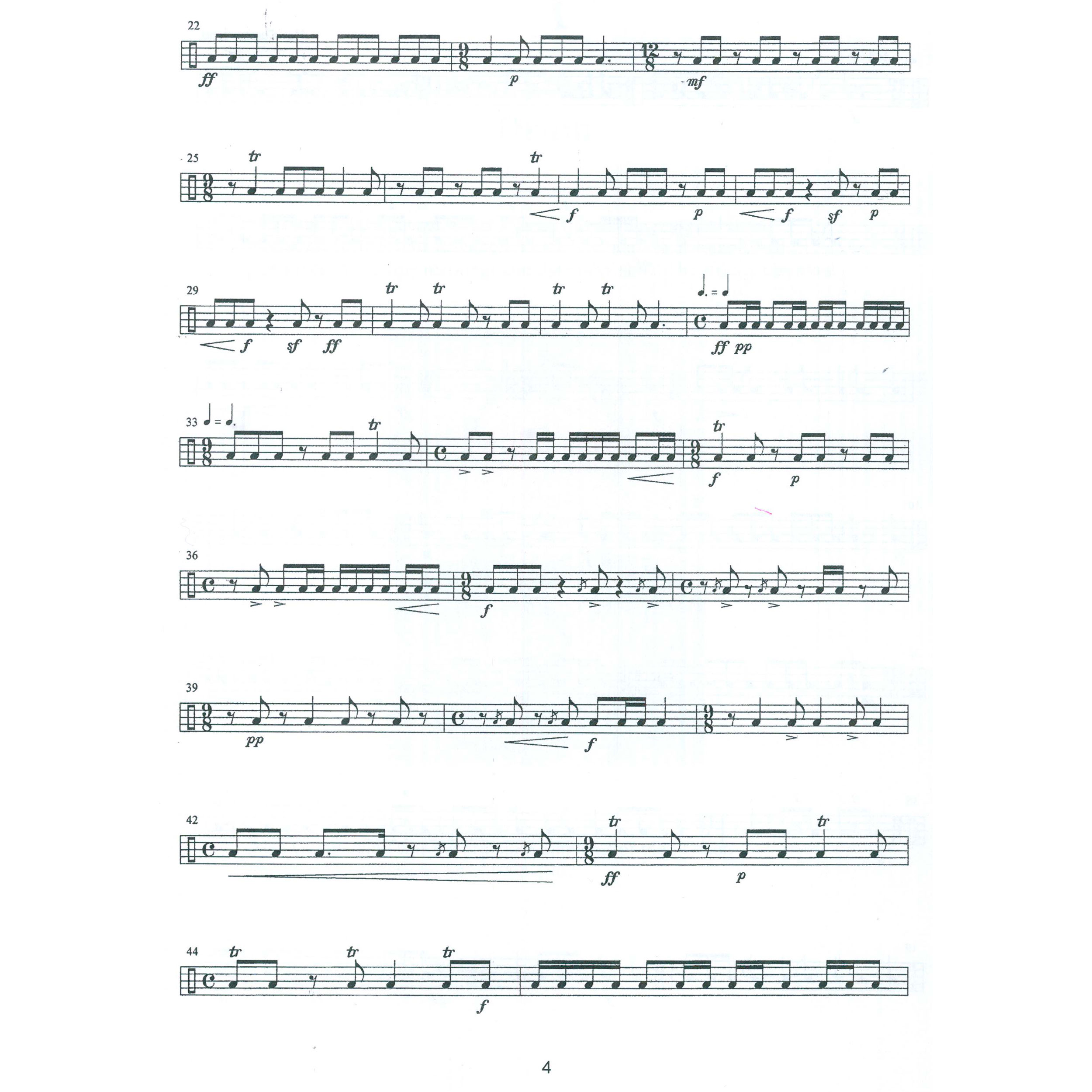 How To Read Sheet Music For Drums Beginners - snare sheet musichow to read drum music theory ...