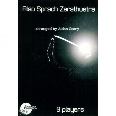 Also Sprach Zarathustra by Richard Strauss arr. Aidan Geary