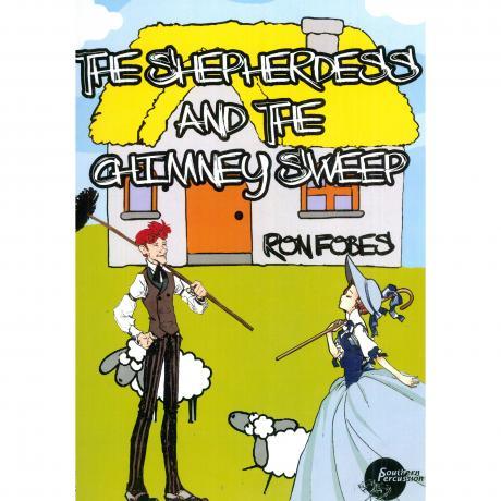 The Shepherdess and the Chimney Sweep by Ron Forbes