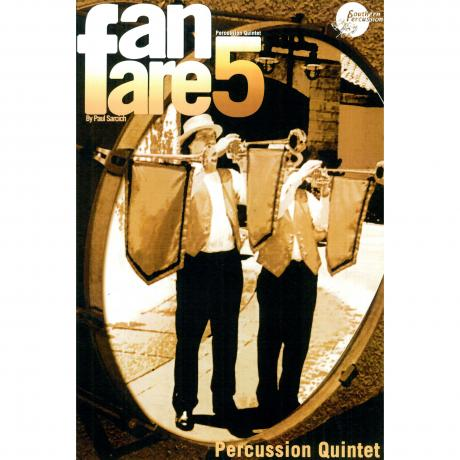 Fanfare 5 by Paul Sarcich