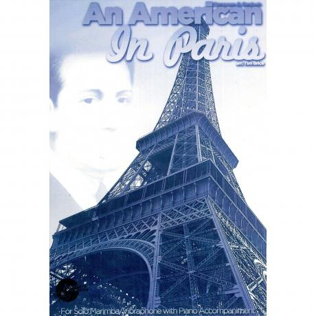 An American in Paris by George Gershwin arr. Tim Brice