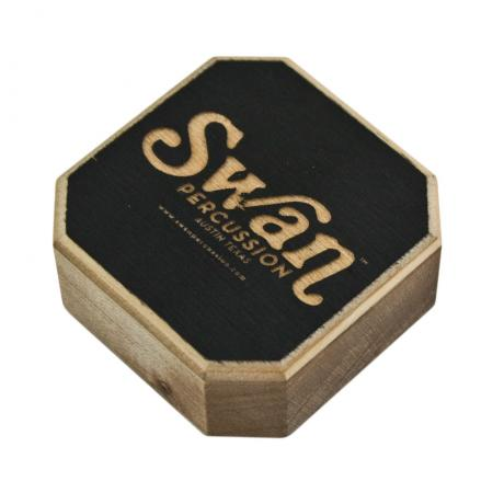 Swan Percussion Black Micro Shaker