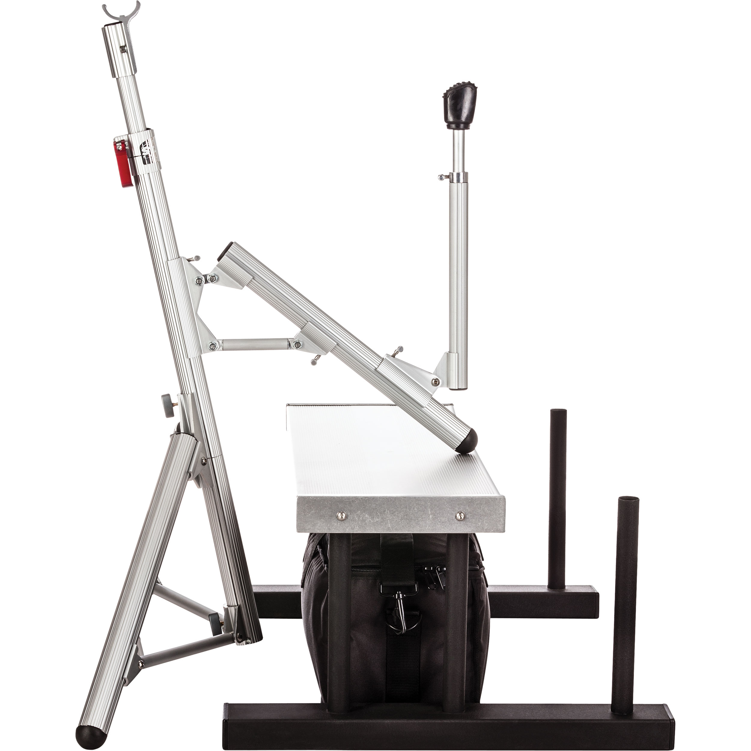 System Blue/Randall May AIRLift Stadium Hardware Marching Tenor Stand