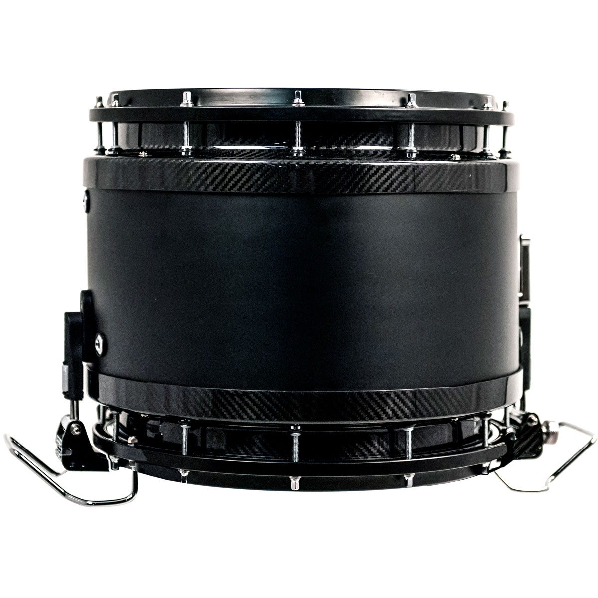 "System Blue 12"" x 14"" Professional Series Phatboy Marching Snare Drum"