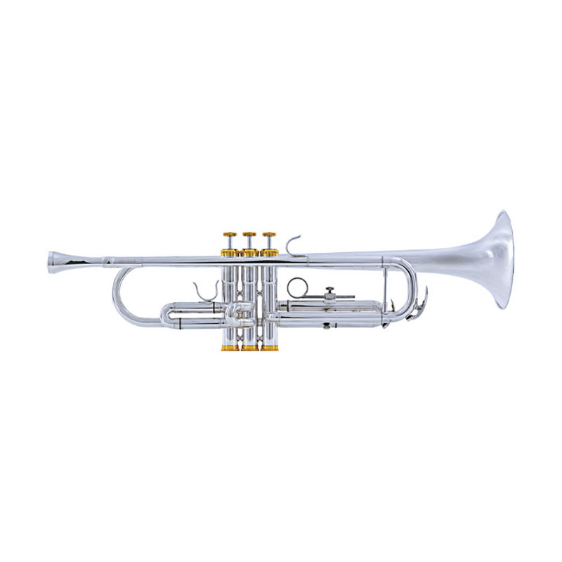System Blue Traditional Marching Series Bb Trumpet