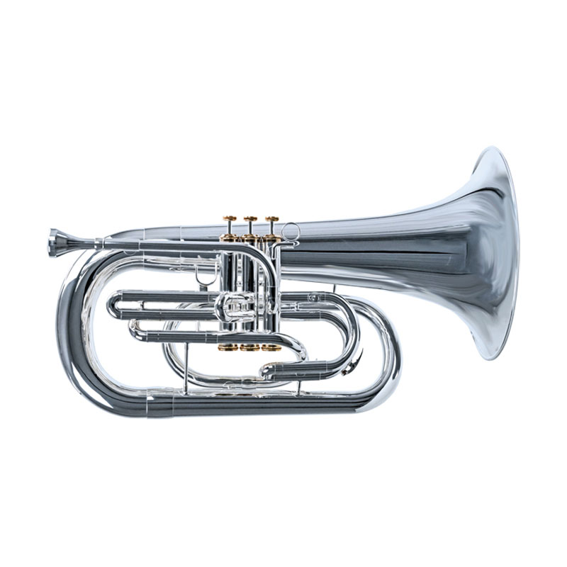 System Blue Traditional Marching Series Bb Euphonium