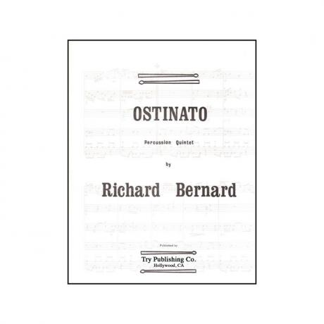 Ostinato by Richard Bernard